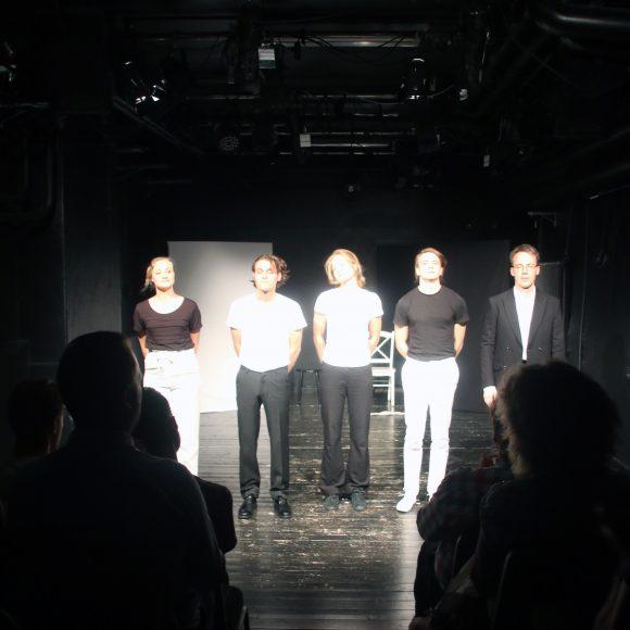 Anton Forsdik, Philip Carlsson, Andrea Jäderlund, Elsa Wörmann, Vincent Saldell