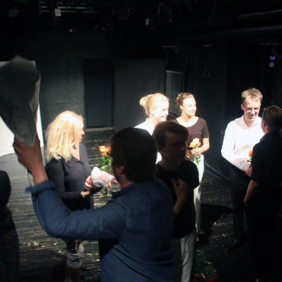 Philip Carlsson, Andrea Jäderlund, Elsa Wörmann, Vincent Saldell