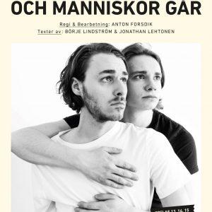 Teater i Stockholm hösten 2018 Människor kommer och människor går