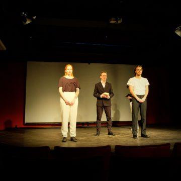 Strindbergs Intima Teater - Människor kommer och människor går